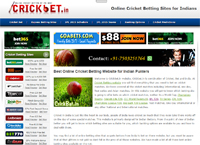 CrickBet India's Online Cricket Betting Guide